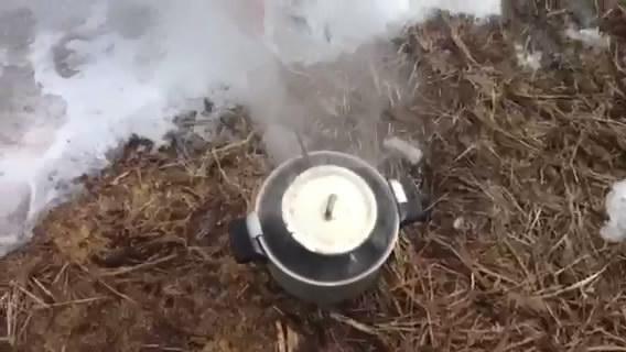 Приготовление ПАМ (порошок алюминиево-магниевый)