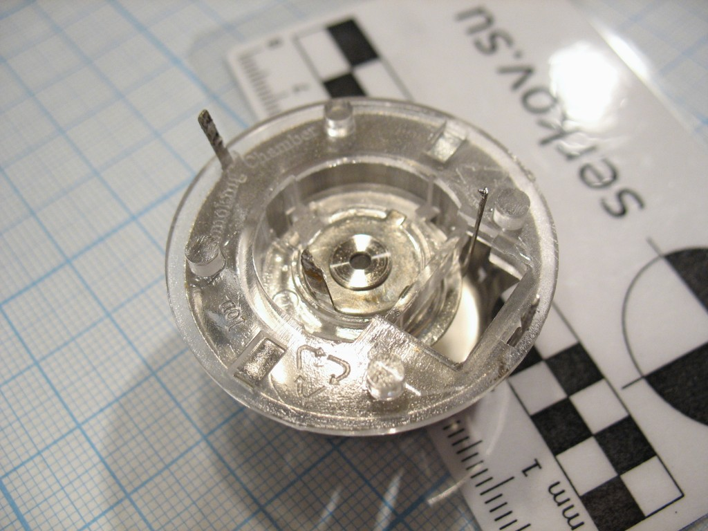 Ионизационный детектор
