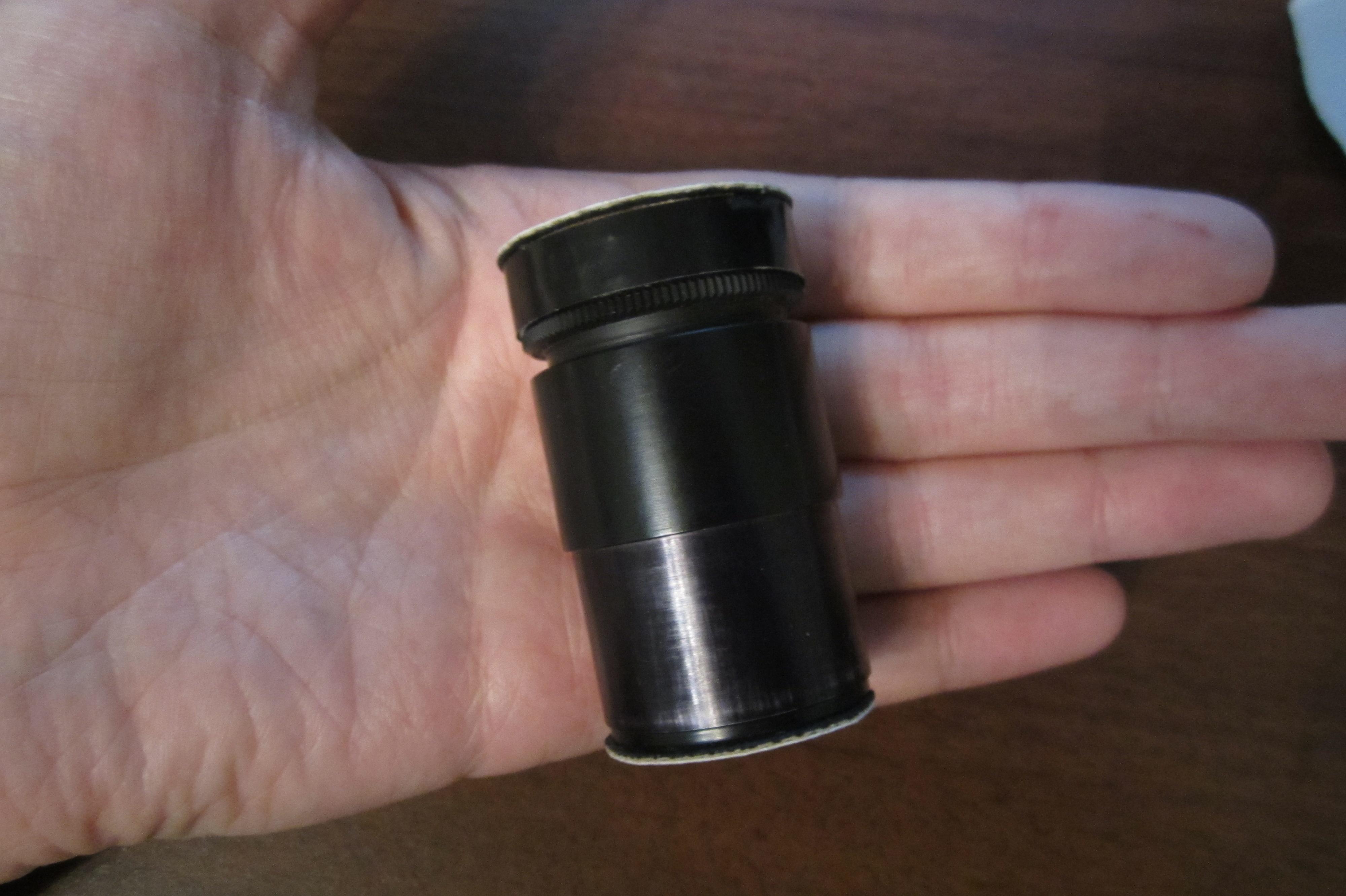 Окуляр от микроскопа