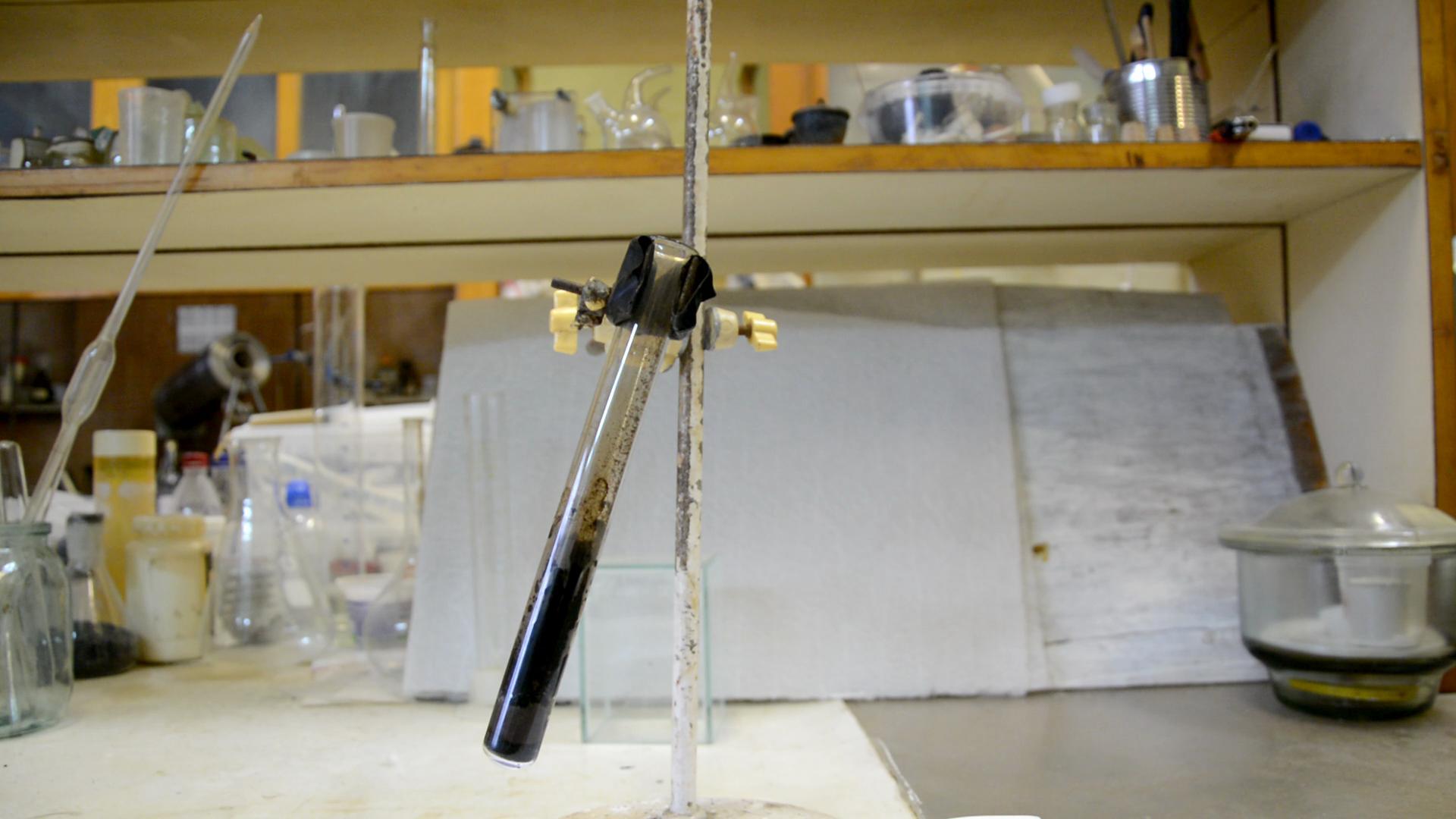 Химический миномет