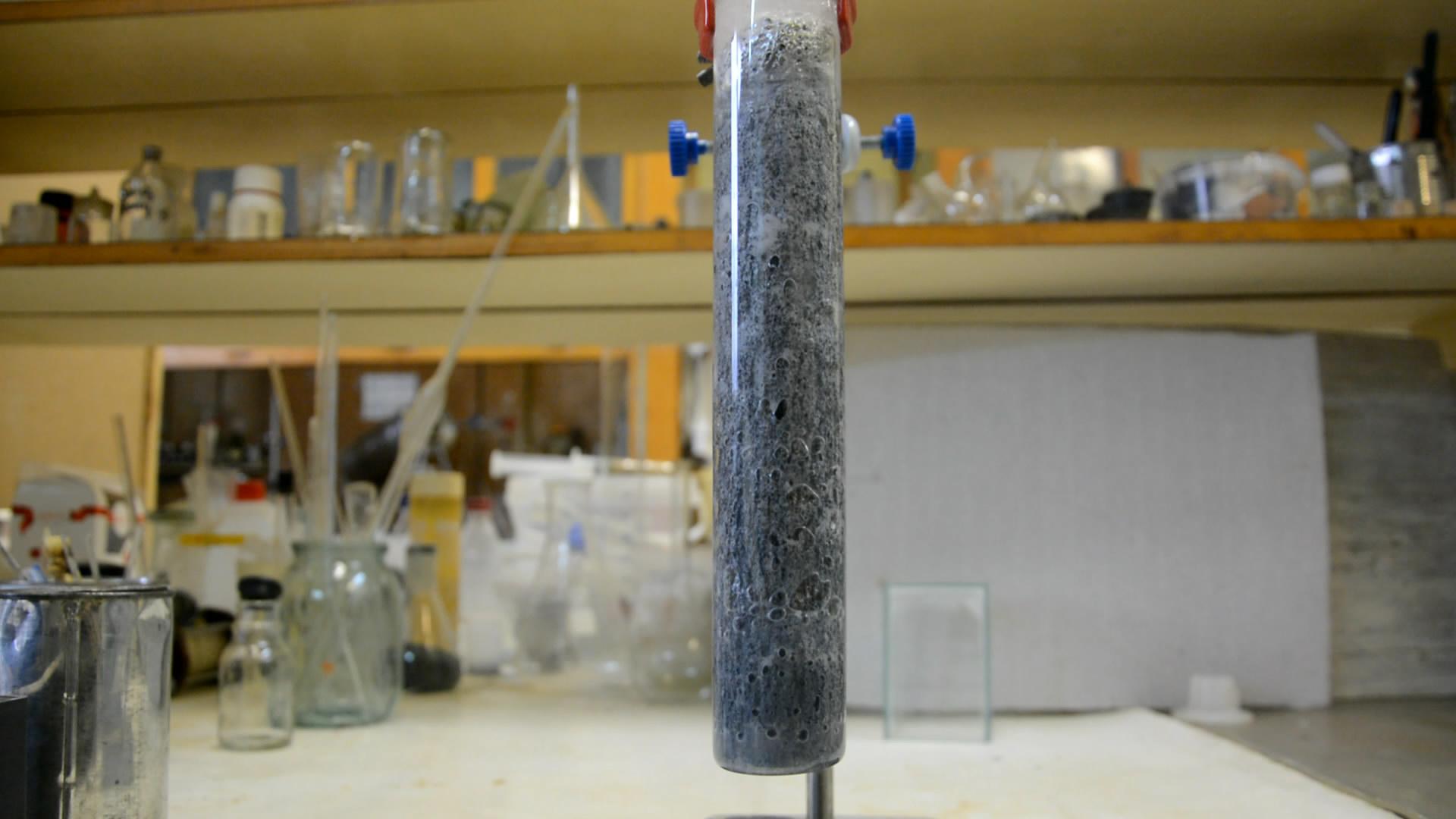 Получение амальгамы натрия (электролиз хлорида натрия с ртутным катодом). Амальгама аммония (получение из амальгамы натрия)