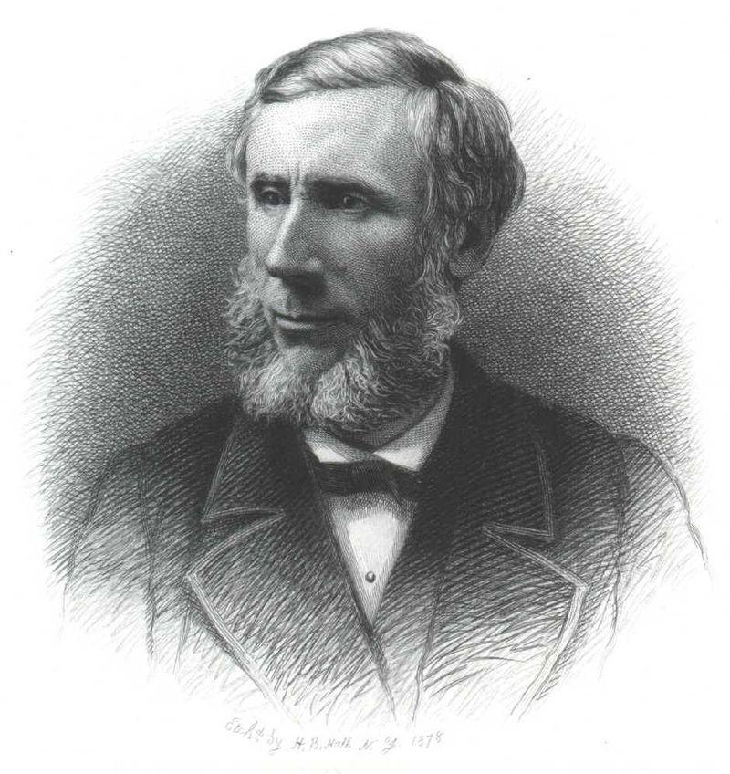 Джон Тиндаль. John Tyndall