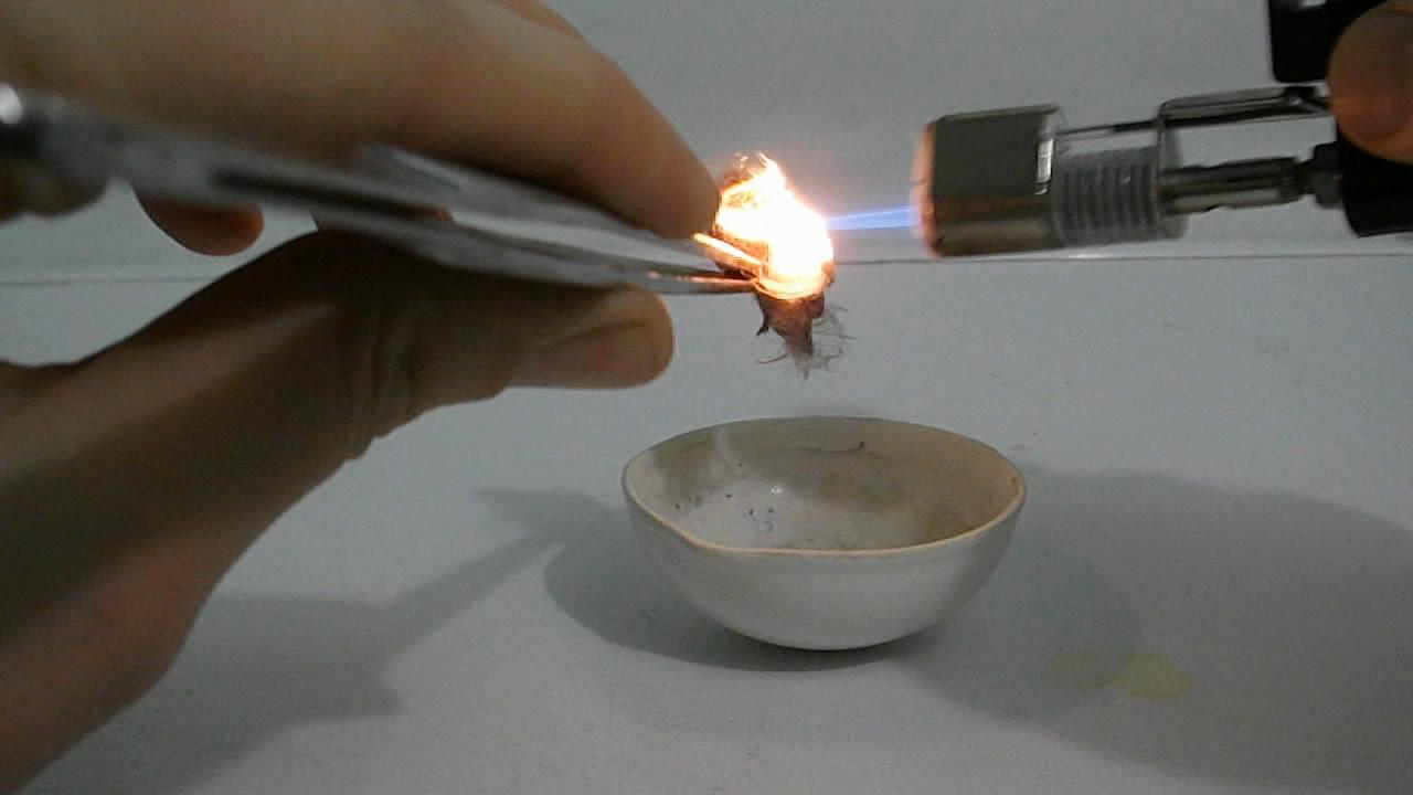 Приготовление платинового катализатора. Platinum catalyst preparation