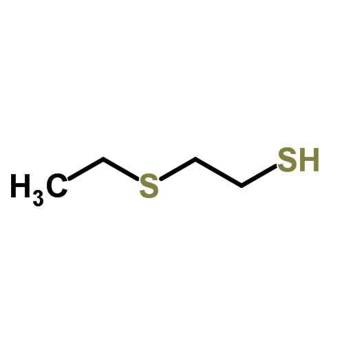 2-(этилсульфанил)этантиол. 2-(ethylsulfanyl)ethanethiol