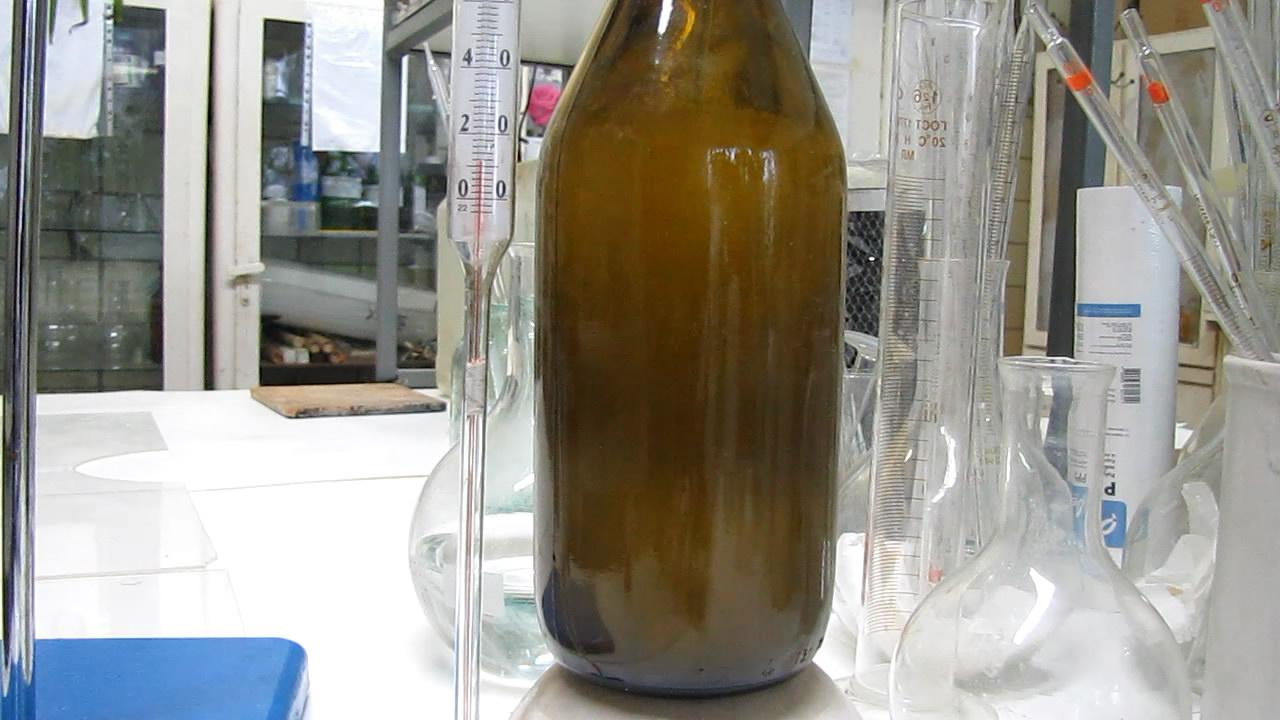 Кристаллизация переохлажденной уксусной кислоты. Crystallization of supercooled acetic acid