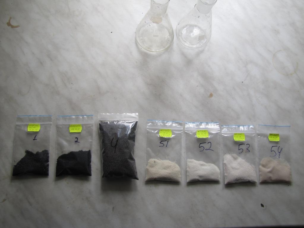 Мое знакомство с редкоземельными элементами (скандий, иттрий, лантан и лантаноиды). My acquaintance with rare earth elements (scandium, yttrium, lanthanum and lanthanides)