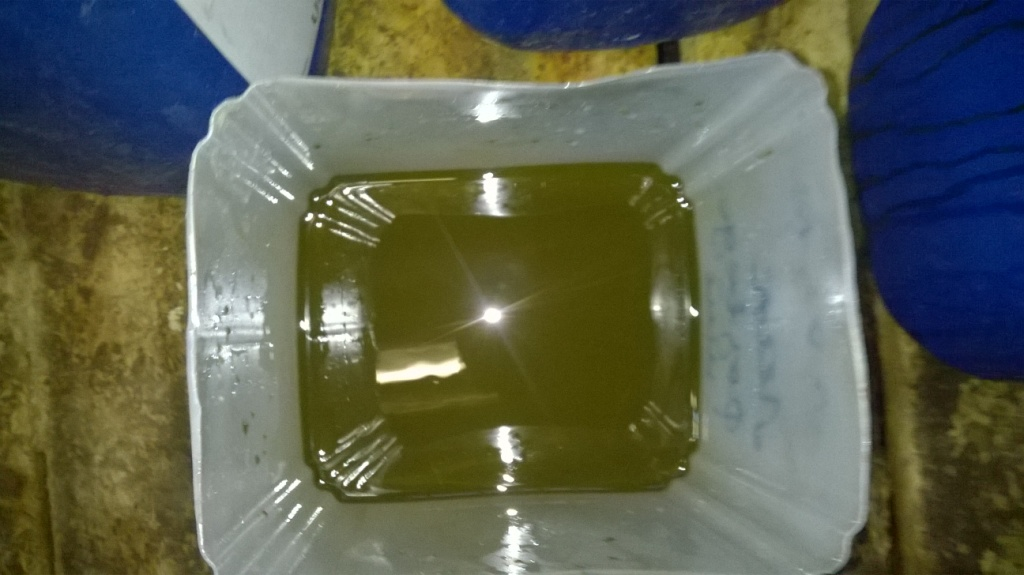 Нейтрализация шестивалентного хрома в отходах. Neutralization of hexavalent chromium in waste
