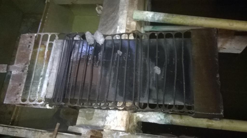 Ванна щелочного цинкования. Alkaline zinc galvanizing bath