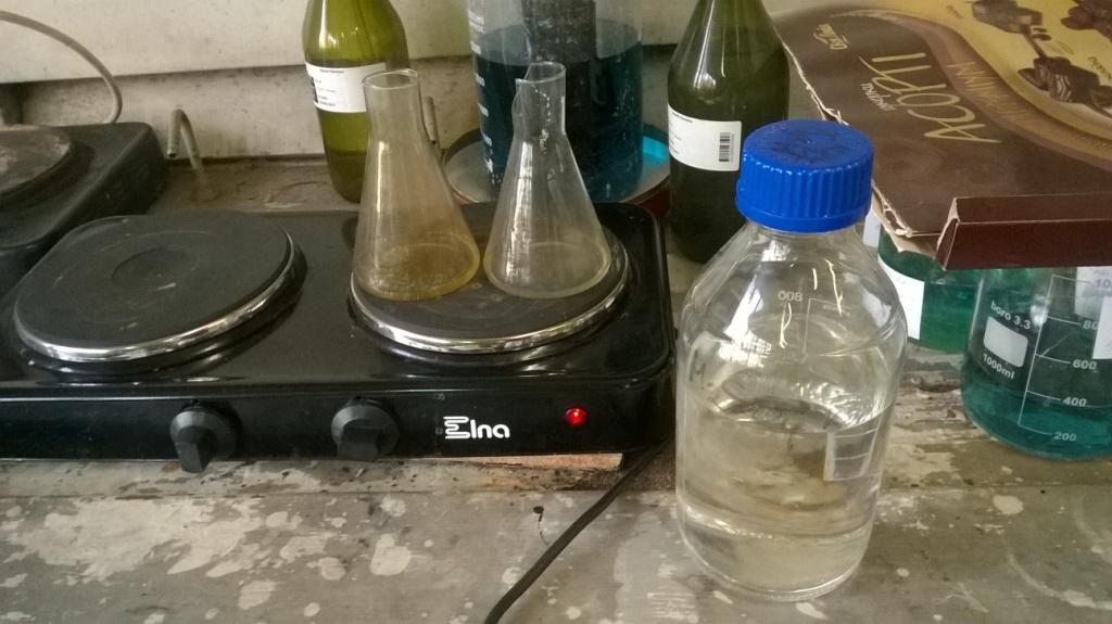 Первый день химика-технолога после отпуска. First day of chemical engineer after vacation