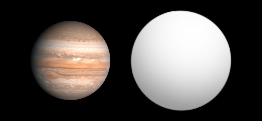 Самая черная планета. The blackest planet