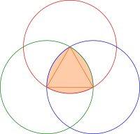 Треугольник Рело или как просверлить квадратное отверстие. Reuleaux triangle or how to drill a square hole