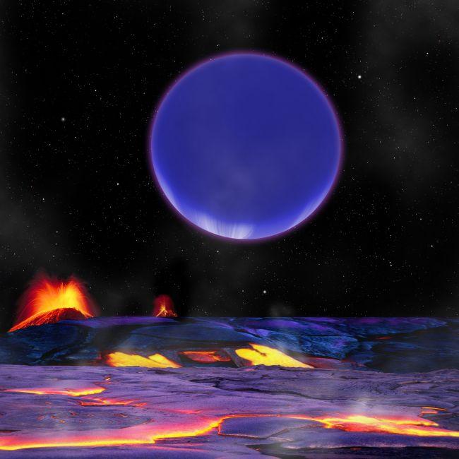 Самая горячая планета. The hottest planet