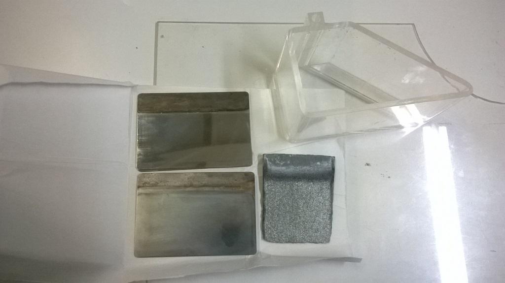 Работа с ячейкой Хулла (кислотный электролит цинкования). Hull Cell (acidic zinc electroplating)