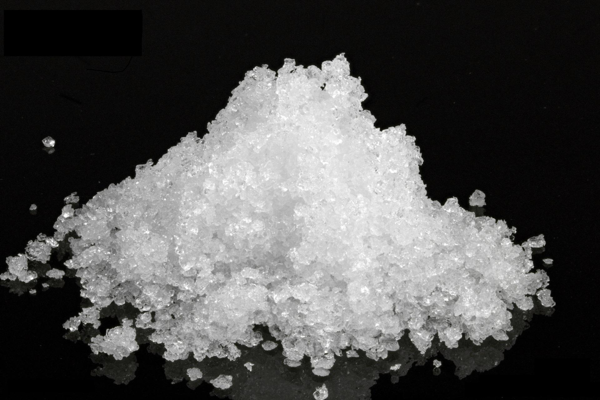 Горение гипофосфита натрия. Burning of sodium hypophosphite