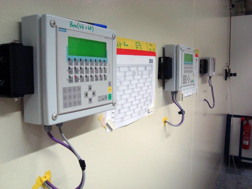 Лаборатория радиохимии