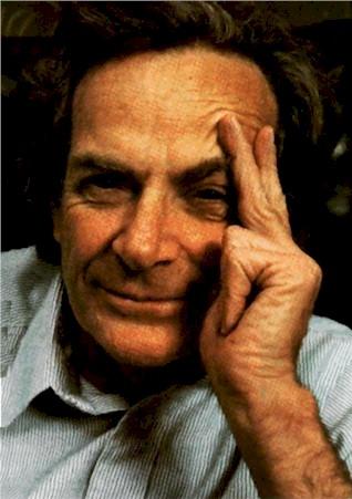 Ричард Филлипс Фейнман (Richard Phillips Feynman)