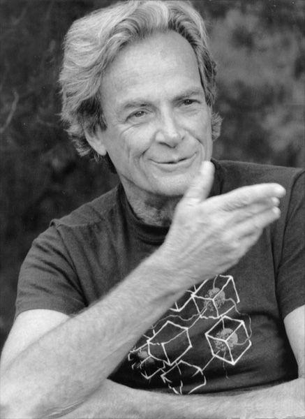 Вы, конечно, шутите, мистер Фейнман! - Ричард Филлипс Фейнман