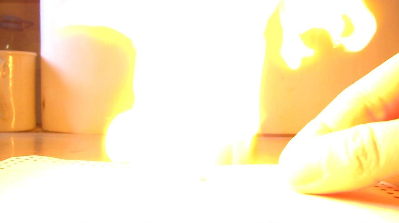 Разложение перекиси ацетона
