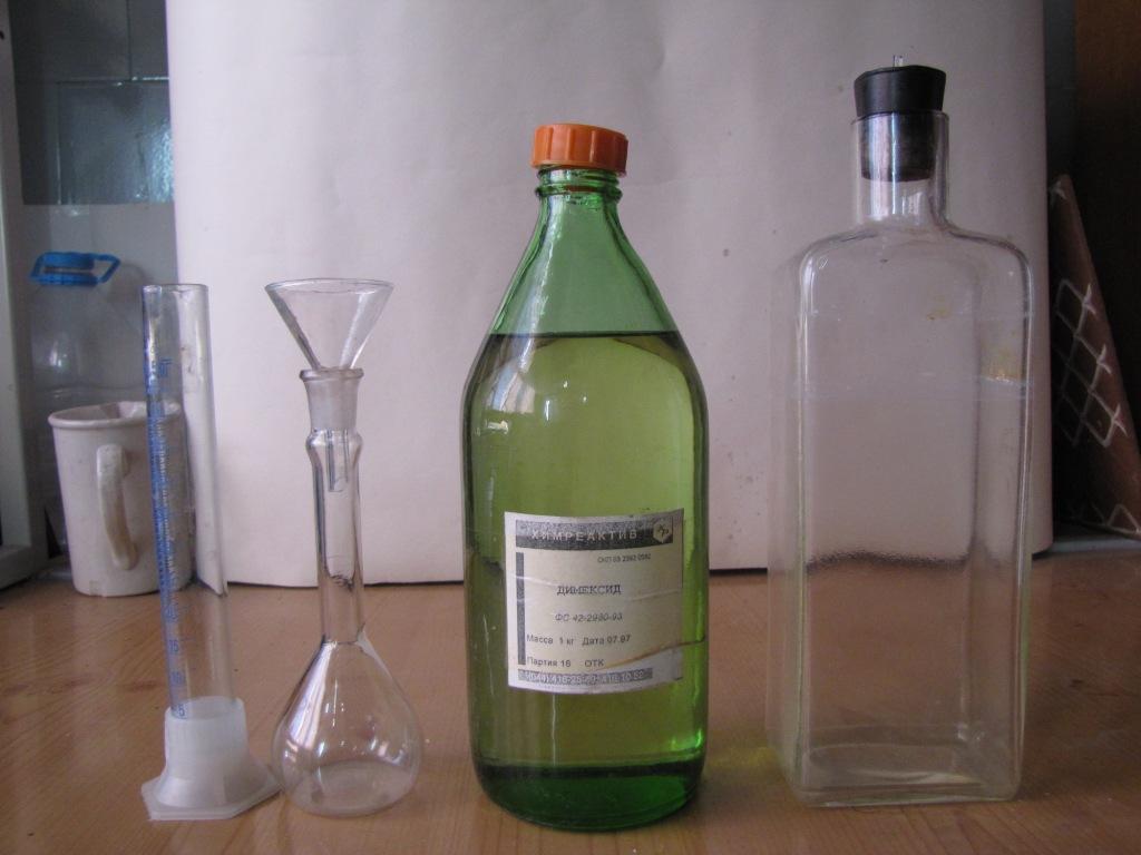 Диметилсульфоксид. Dimethyl Sulfoxide (DMSO)