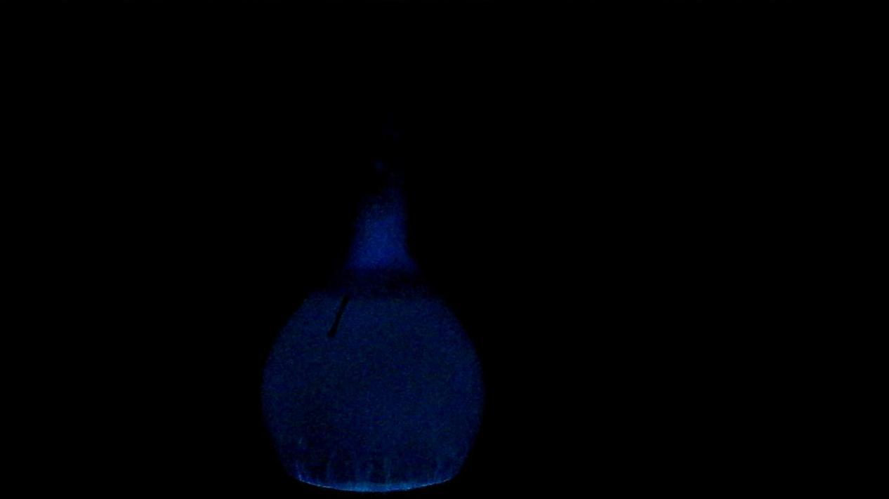 Свечение люминола