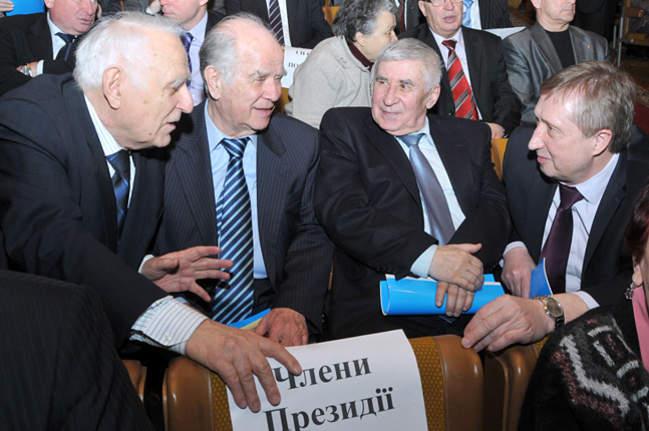 Национальная академия наук Украины: президиум