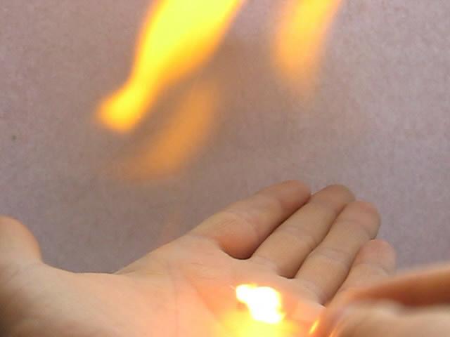 Огонь на ладони - ГМТД (гексаметилентрипероксиддиамин)