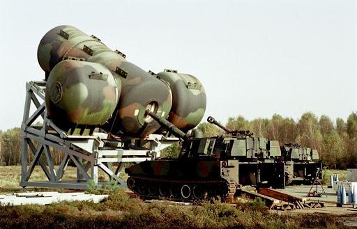 Глушитель для танковой пушки