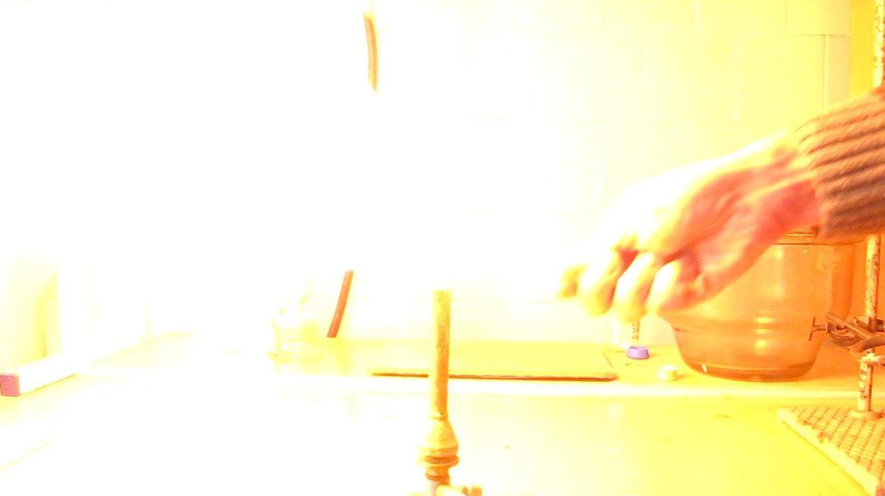 Испарение и горение пропан-бутановой смеси