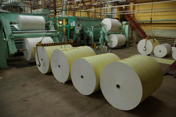 Производство фильтровальной бумаги