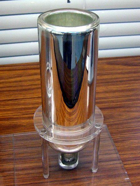 Лабораторный сосуд Дьюара (стекло)