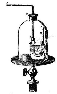 Вторая установка Фарадея для получения сжиженных газов