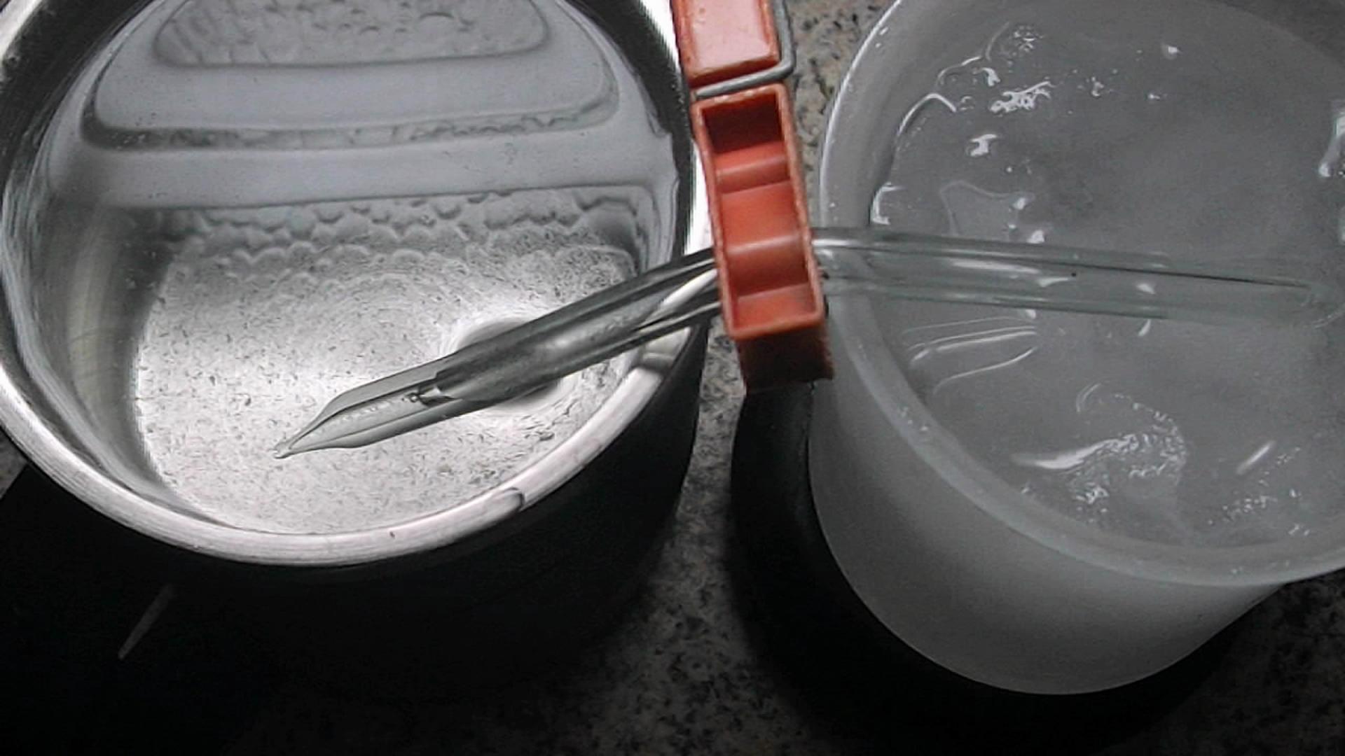 Кипение и конденсация закиси азота