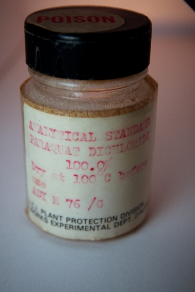Паракват (N,N'-диметил-4,4'-бипиридина дихлорид, N,N`-dimethyl-4,4`-bipyridinium dichloride)