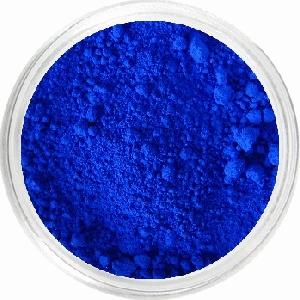 Ультрамариновый голубой