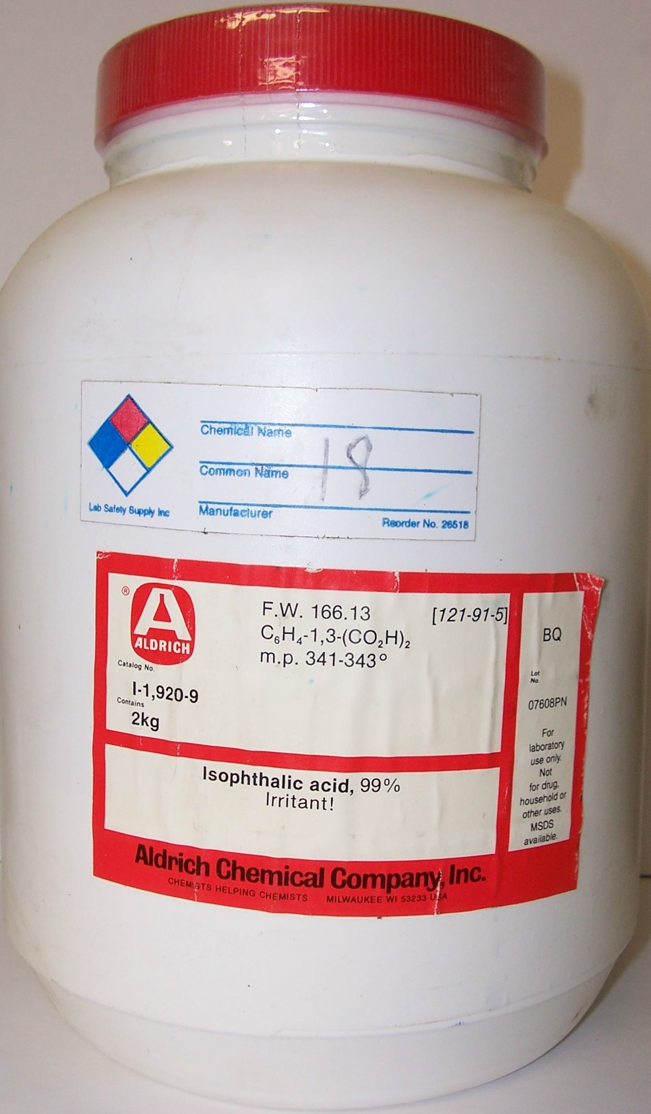 Изофталевая (метафталевая) кислота
