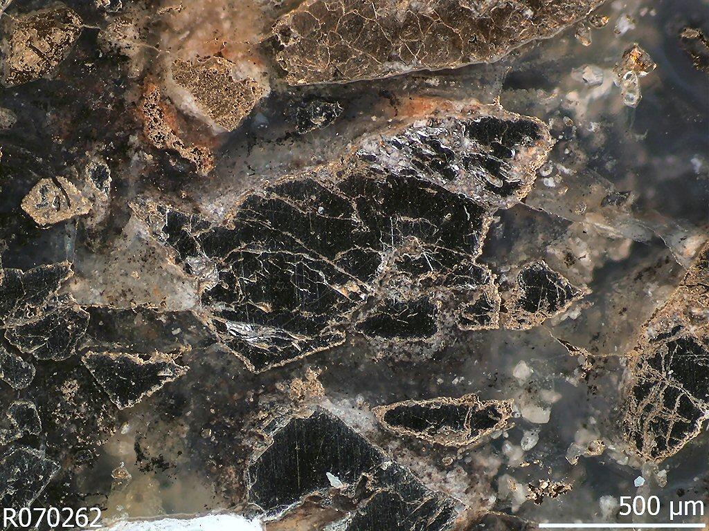 Авиценнит - оксид таллия Tl2O3