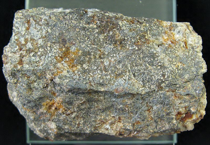 Бисмутит [висмутит] (минерал) - Bi2(CO3)O2