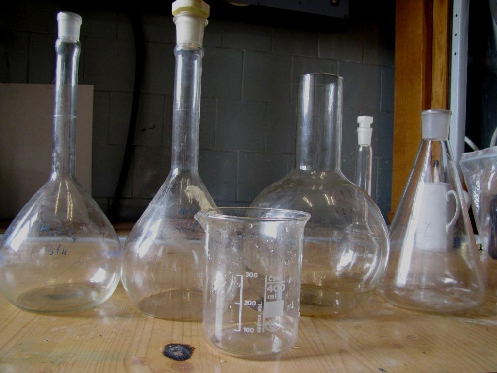 Химическая посуда