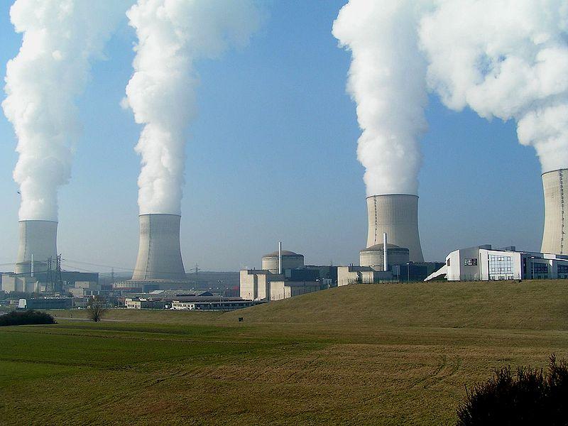 Атомная электростанция (Франция)