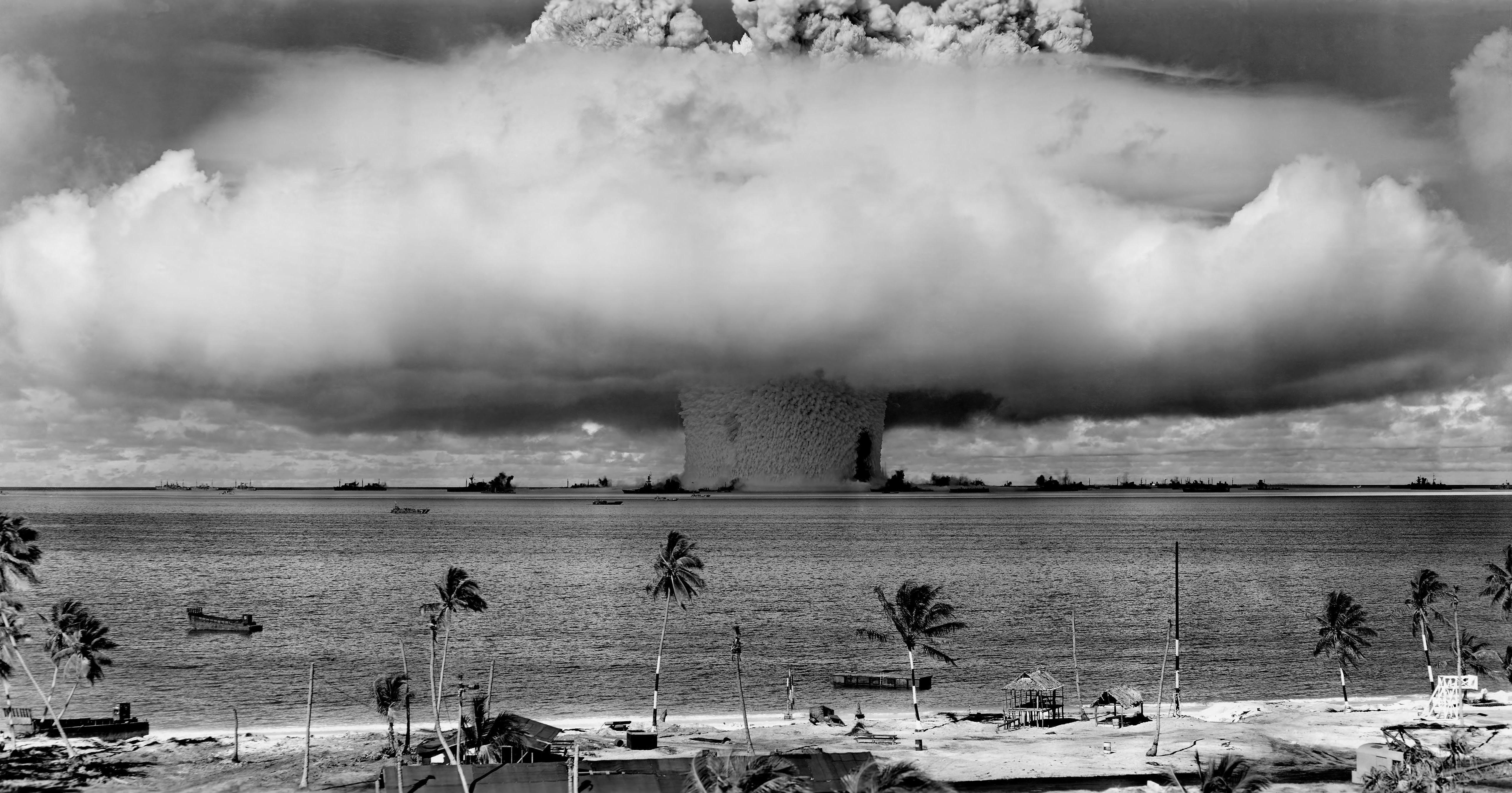 При ядерных испытаниях в окружающую среду попадали следы калифорния