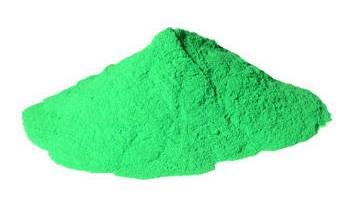 Парижская зелень - смешанный ацетат-арсенит меди
