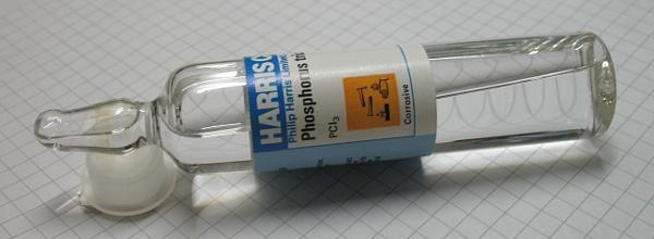 Фосфор треххлористый [хлорид фосфора (III)]