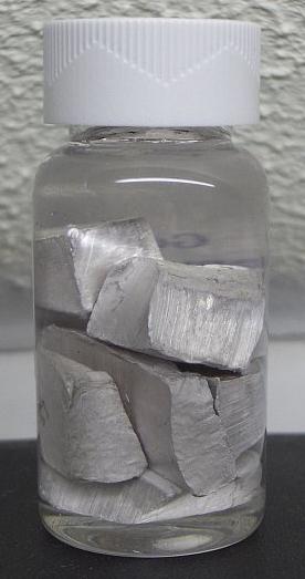Натрий (металлический)