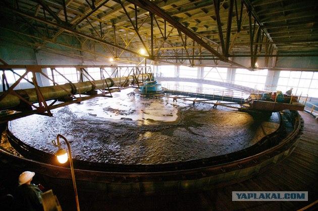 Добыча калийных солей