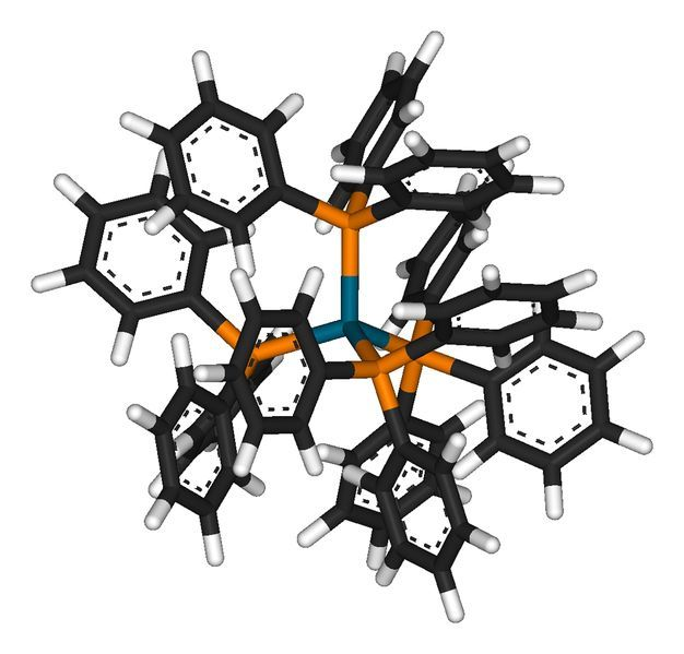 Тетракис(трифенилфосфин)палладий (0) Pd[P(C6H5)3]4