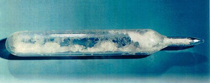 Гексафторид урана UF6
