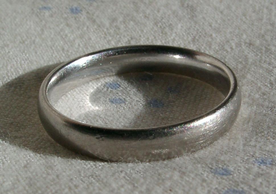 Кольцо из