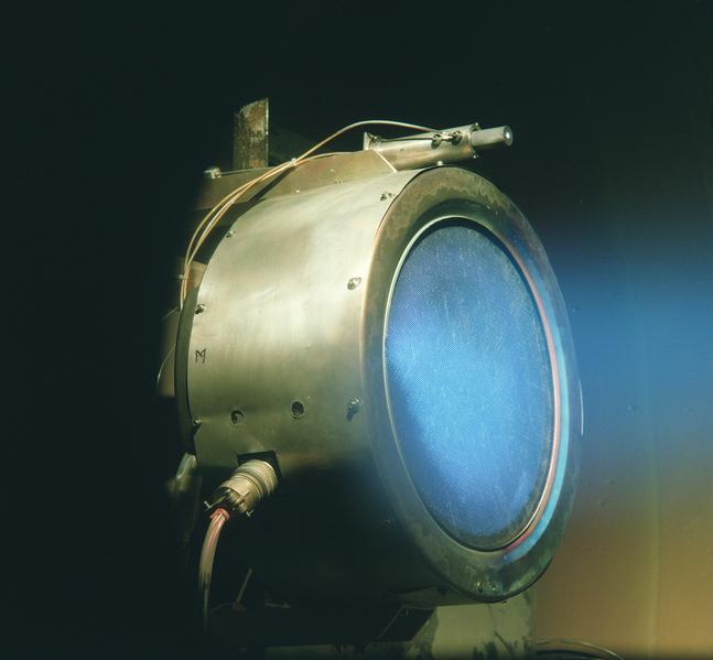 Ионный двигатель на ксеноне (прототип)