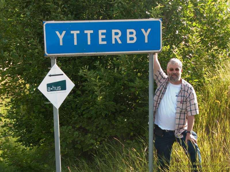 Населенный пункт Иттербю (Ytterby)
