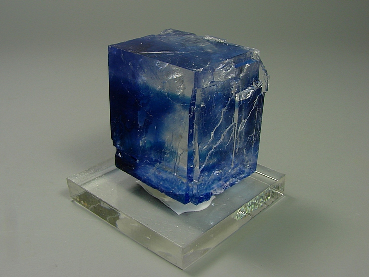 Синий галит (хлорид натрия)
